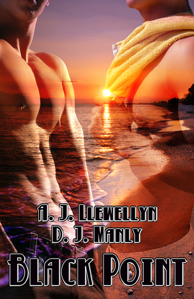 Black Point by A.J. Llewellyn, D.J. Manly