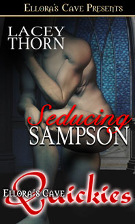 Seducing Sampson by Lacey Thorn