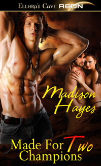 Made for Two Champions:  Made for Two, Book 4 by Madison Hayes