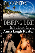 Desiring Dixie: Incognito, Book 7 by Madison Layle